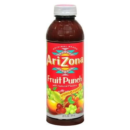 Arizona Fruit Punch Drink