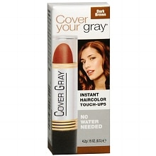 Cover Your Gray Instant Temporary Haircolor Touch-Up Stick