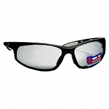 Iron Man Plastic Sunglasses Gun Agility, Black