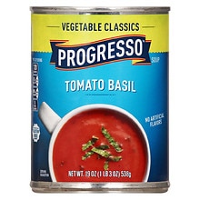Progresso Vegetable Classics Soup Tomato Basil