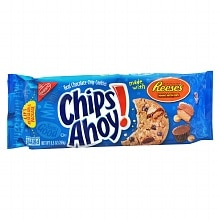Nabisco Chips Ahoy! Real Chocolate Chip Cookies Peanut Butter Cup