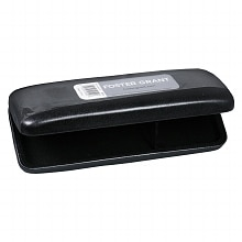 Foster Grant Eyeglass Case Black