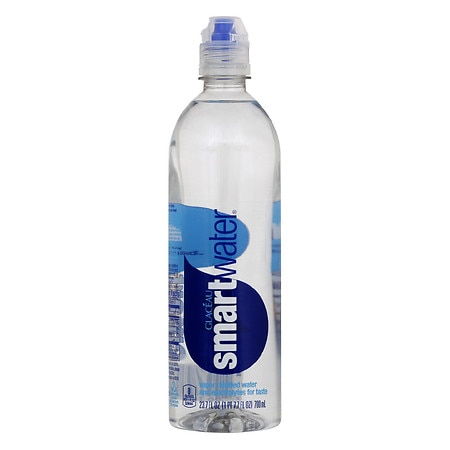 Glaceau Smartwater Vapor Distilled Water