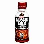 Muscle Milk Chocolate Protein Nutritional Shake Chocolate