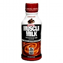 CytoSport Muscle Milk Protein Nutrition Shake Chocolate