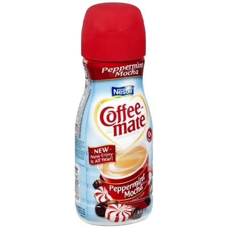 Coffee-mate Coffee Creamer Peppermint Mocha | Walgreens