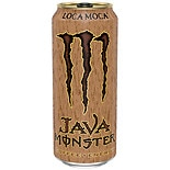 Java Coffee + Energy Supplement Drink