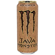 Monster Java Coffee + Energy Supplement Drink