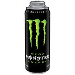 Monster Mega Energy Supplement Drink