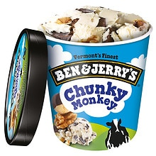 Ben & Jerry's Ice Cream Chunky Monkey