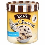 Edy's Slow Churned Light Ice Cream Cookies 'n Cream