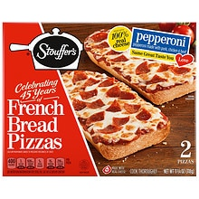 Stouffer's Frozen French Bread Pizza 2 Pack