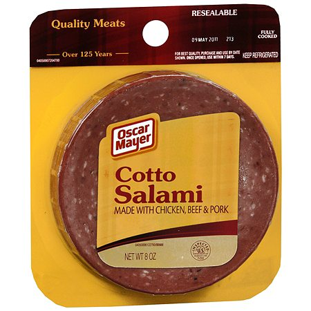 Oscar Mayer Lunch Meat