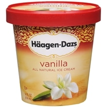 All Natural Ice Cream, Vanilla