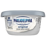 Kraft Philadelphia Cream Cheese Spread Regular