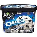 Breyers Blasts! Frozen Dairy Dessert Cookies & Cream