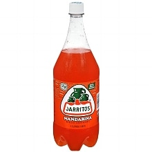 Jarritos Soda 1.5 Liter Bottle Mandarin