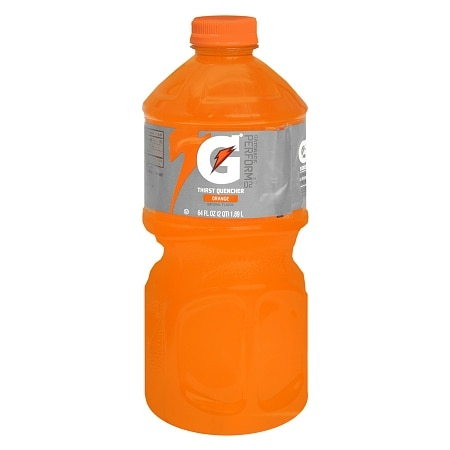 Gatorade Perform Thirst Quencher Beverage Orange
