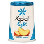 Yoplait Light Fat Free Yogurt