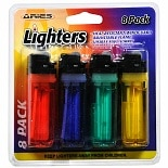 Aries Lighters Assorted Colors