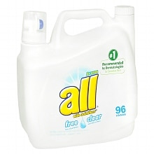 All 2X Ultra Liquid Laundry Detergent Free & Clear