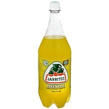 Jarritos Soda 1.5 Liter Bottle Pineapple