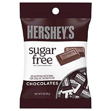 Milk Chocolate Candy Bars, Sugar Free