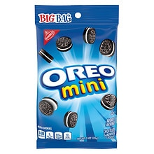Nabisco Mini Oreo Chocolate Sandwich Cookies