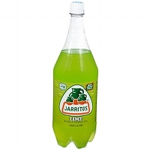 Jarritos Soda Lime,1.5 Liter Bottle