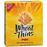 Nabisco Wheat Thins Snacks Original