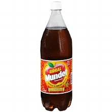 Sidral Mundet Soda 1.5 Liter Bottle Apple