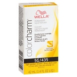 Wella Color Charm Permanent Liquid Haircolor Light Golden Brown