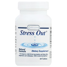 Efficient Laboratories Stress Out Dietary Supplement Tablets