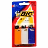 BIC Mini Lighters Assorted Colors