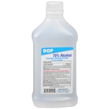 DOP Isopropyl Rubbing Alcohol 70%