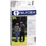 Truform TruSoft Unisex Mild Over-the-Calf Socks Size L L
