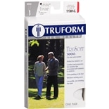 Truform TruSoft Knee High Mild (8-15 mm) Compression Sock XL