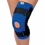 Champion Professional Neoprene Knee Stabilizer with Spiral Stays Small