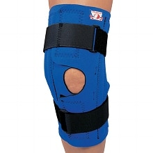 Champion Professional Neoprene Knee Stabilizer Wrap with Spiral Stays medium