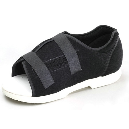 OTC Professional Orthopaedic Post-Op Shoe Soft Top, For Men Large