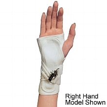 OTC Professional Orthopaedic Cock-Up Wrist Splint Left Gray