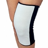 Knee Support with ViscoElastic Insert medium