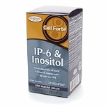 Enzymatic Therapy Cell Forte IP-6 & Inositol, Vegetarian Capsules