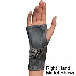 OTC Professional Orthopaedic Pro's Choice Cock-Up Wrist Splint, Left, 2X-Small 2X-Small