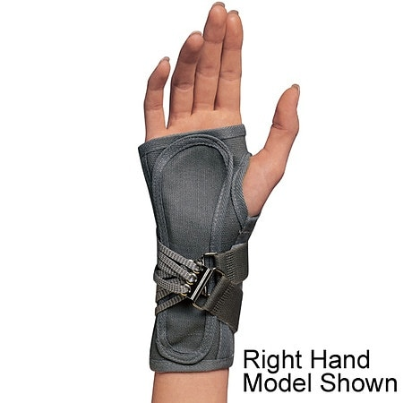 OTC Professional Orthopaedic Pro's Choice Cock-Up Wrist Splint, Left 2X-Small