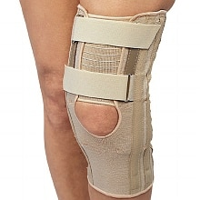 Knee Support with Expansion Panel 2X-Large