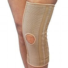 Knee Support with Spiral Stays Small