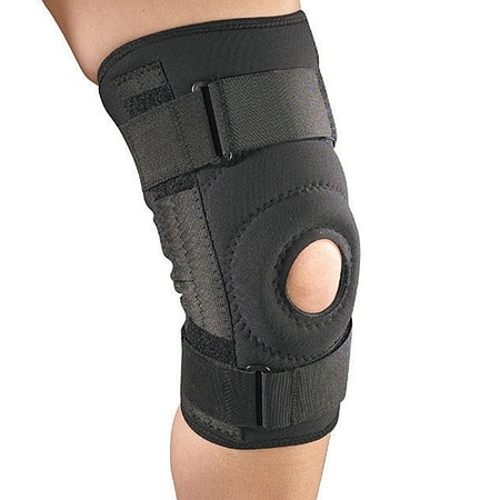 OTC Professional Orthopaedic Knee Stabilizer with Spiral Stays XX-Large