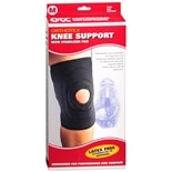 OTC Professional Orthopaedic Knee Support with Stabilizer Pad M Black