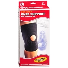 OTC Professional Orthopaedic Knee Support with Stabilizer Pad Large
